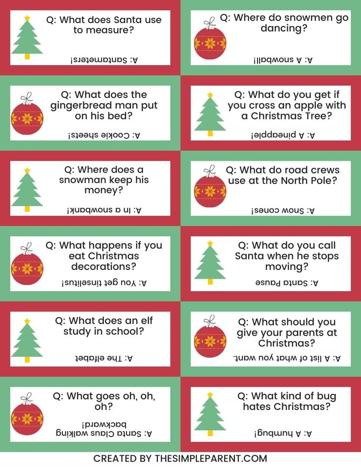 Celebrate the holidays with Christmas jokes for kids that