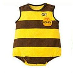 Honing Bij Romper voor jongens en meisjes