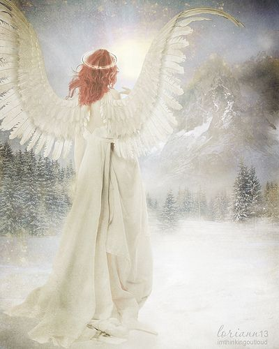 "Angel of God, My Guardian Dear, to Whom God's Love Commits me here. Ever this might, Be At My Side to light and board, to rule and guide. ""Amen"" ..^i^ 《♡》^i^"