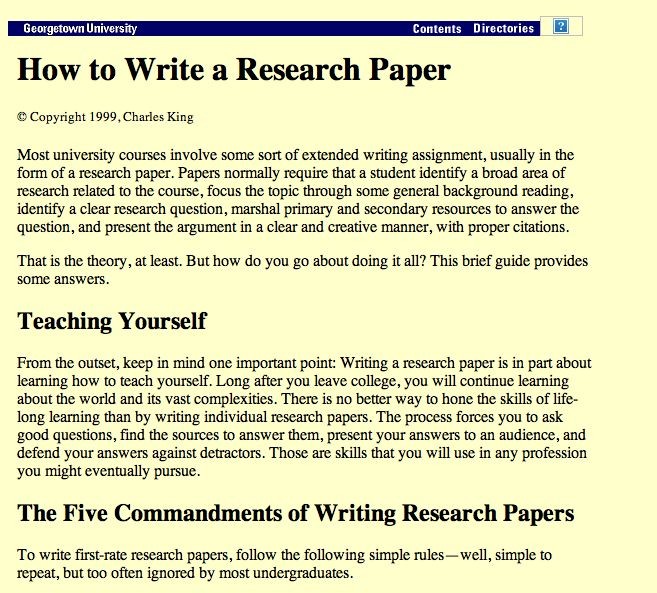 College survival nontrace term papers