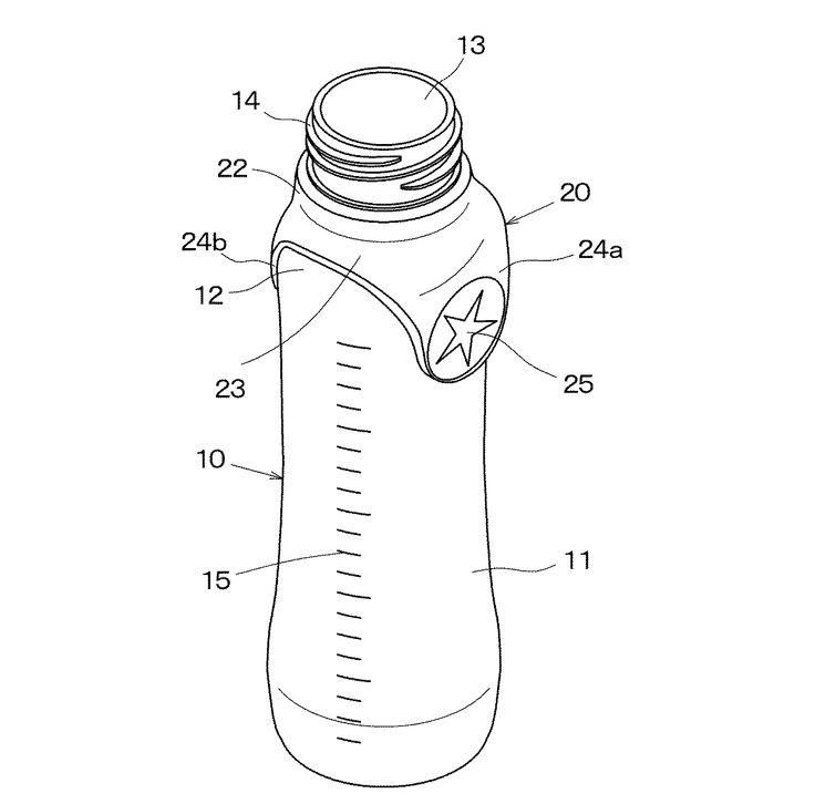 特許 第5362896号 哺乳瓶用ホルダ - astamuse