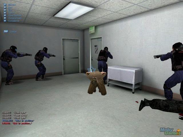 Swat 3 Close Quarters Battle Full PC Game | SKIDROW GAMING ARENA