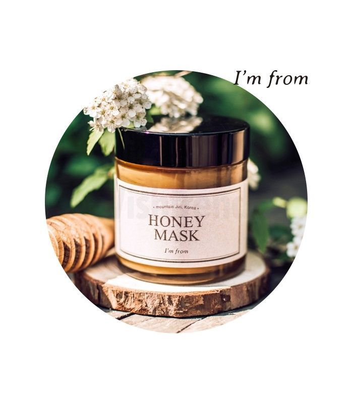The I'm from Honey Mask is a premium wash-off mask that contains 38.7% natural Jirisan honey. Contains 38.7% real honey from Jirisan Wolpyeong Village Containing 46.44g of real 100% natural honey in one jar (120g), this mask hydrates the skin like none other. | eBay!