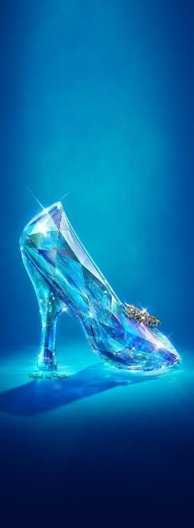 Cinderella's Shoes Sparkle ~ My Cinderella  Shoes Were Filled By A Very Significant Diamond Ring AND A Prince To Go With It!! Dreams Do Come True!!