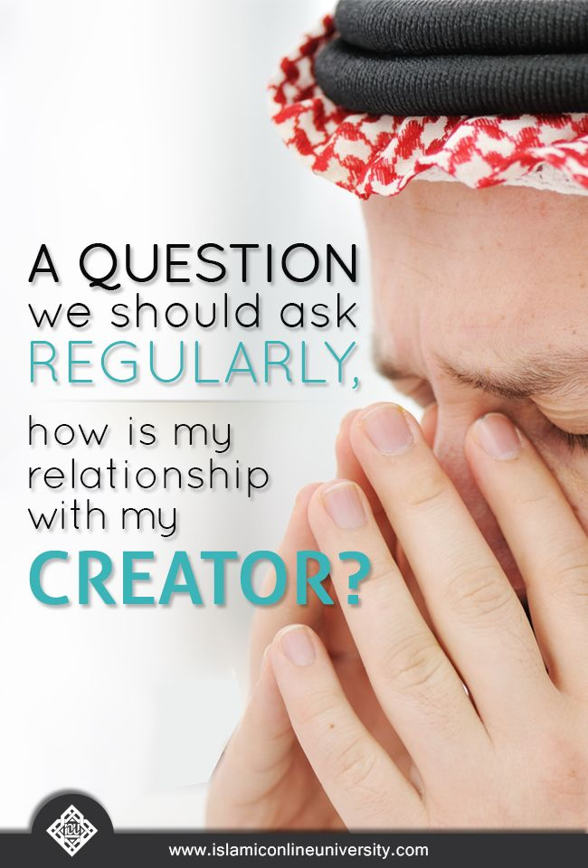 "Never ask ""Why?"" to the Creator hadith"