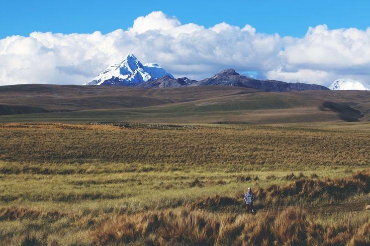 Huascarán 6.768 m, travel blog, on the road, south america