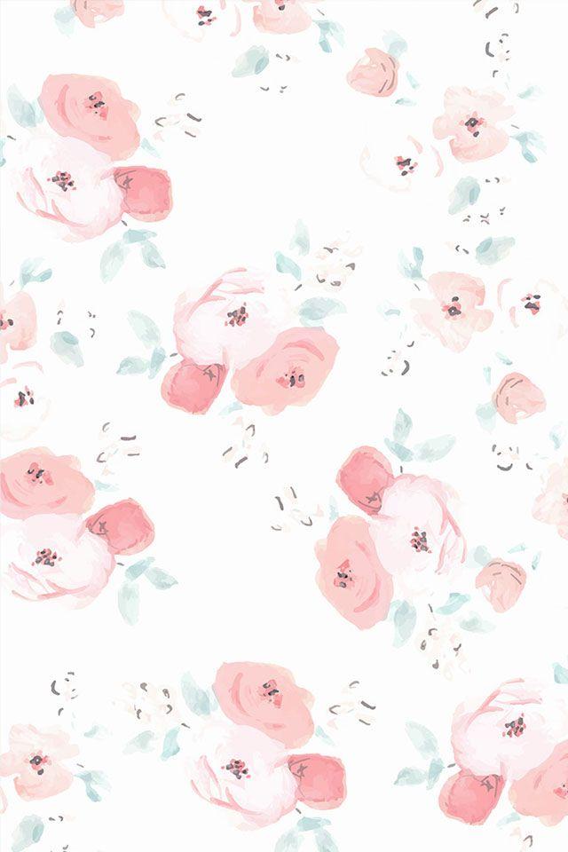 Обои для iphone цветы розовые пастельные