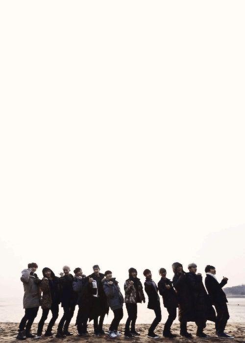 Exo Ot12 Exo Exo Exo Showtime Exo Ot12