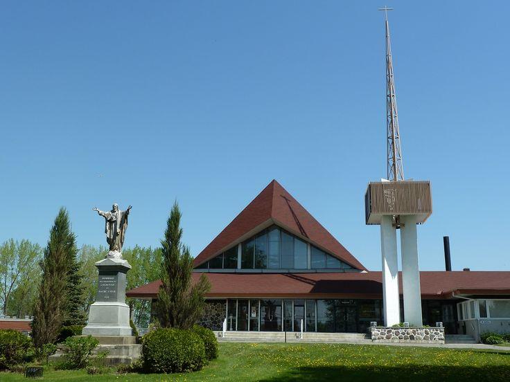 Terrebonne (église Saint-Charles-Borromée), Québec, Canada (45.702748, -73.554714)