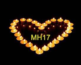 So INCREDIBLY sad to hear that all victims in #MH17 lost their lives in the crash. We sincerely pray for all the families affected. May the victims peace in heaven. Amen.