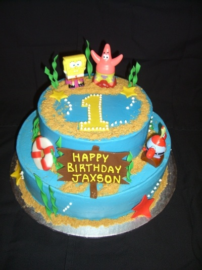 SpongeBob: Birthday Cake