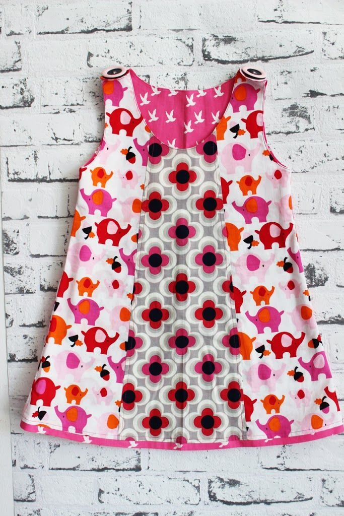 Kleid nähen - Selbermacher-Kleidchen