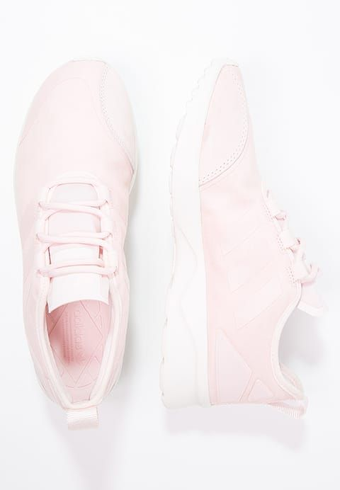 big sale 9fce3 92aee adidas Originals ZX FLUX ADV - Trainers - halo pink white for £59.99  (05 12 16) with free delivery at Zalando   Trainers   Adidas zx flux white,  Adidas ...