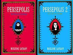 Marjane Satrapi - Persepolis 1 & 2