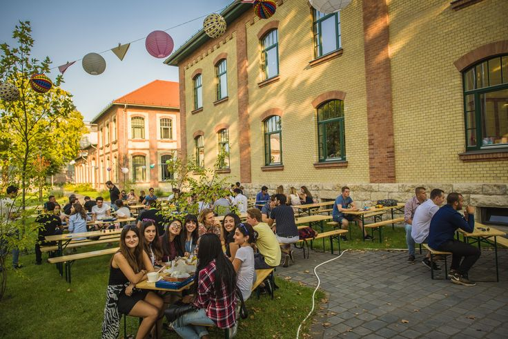 What an amazing birthday party we had on the campus! That's a great way to start the semester, isn't it?