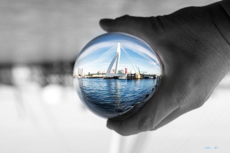 11 tips voor het fotograferen door een glazen bol | Cursussen | Zoom.nl