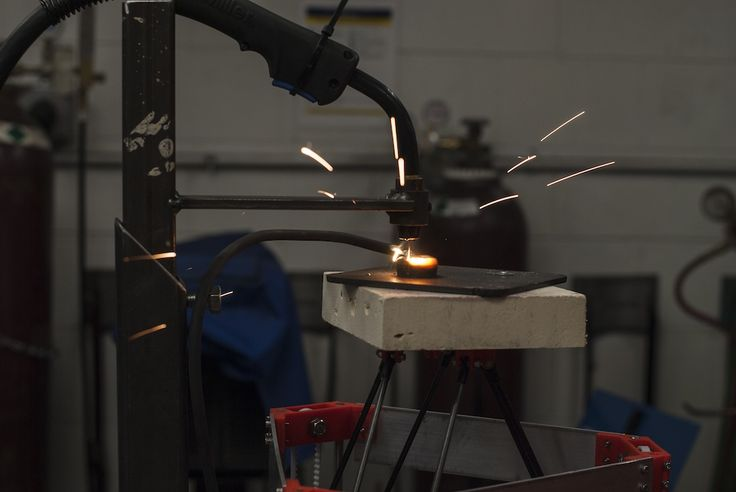 The new open-source 3D metal printer cost less than $1200 to make.