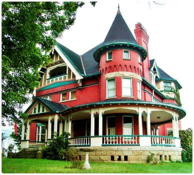 38 best images about st albans my home town wv on for One story queen anne