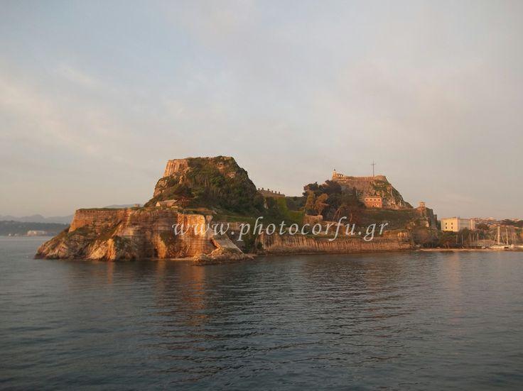 Old Fortress of Corfu - Παλαιό Φρούριο Κέρκυρας http://www.infocorfu.gr/old-fortress.html