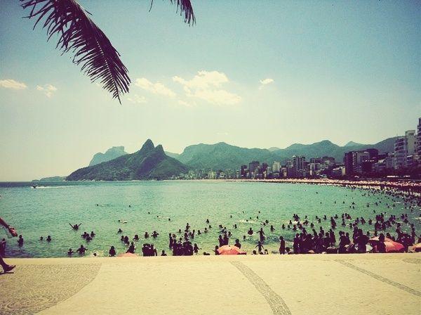 Río de Janeiro -beach