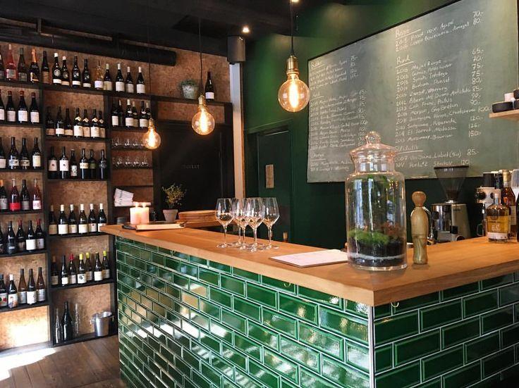 """""""Cork vinbar, så fint et sted 👌🏼 @cork_vinbar"""""""