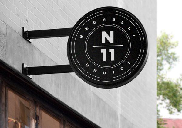 Neghelli Branding.