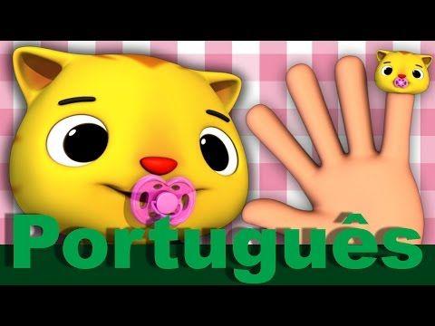 A canção do ABC | canções infantis | LittleBabyBum - YouTube