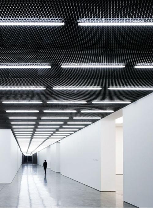 Corridor Roof Design: Corridor Lighting, Linear Lighting