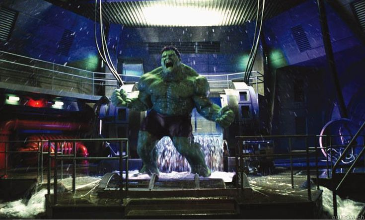 Hulk Movie 2003 | Bild zu The Hulk ( 2003 ) A fair interpretation of comic book Hulk with elements of the TV series