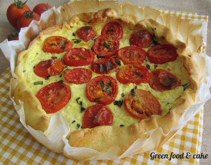 TARTE TATIN MEDITERRANEA http://blog.giallozafferano.it/greenfoodandcake/tarte-tatin-mediterranea/