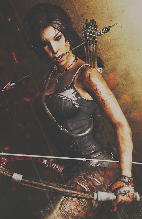Tomb Raider Reborn - Lara Croft by [x] *