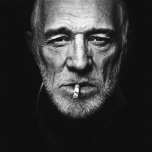 Richard Harris by Nigel Parry •