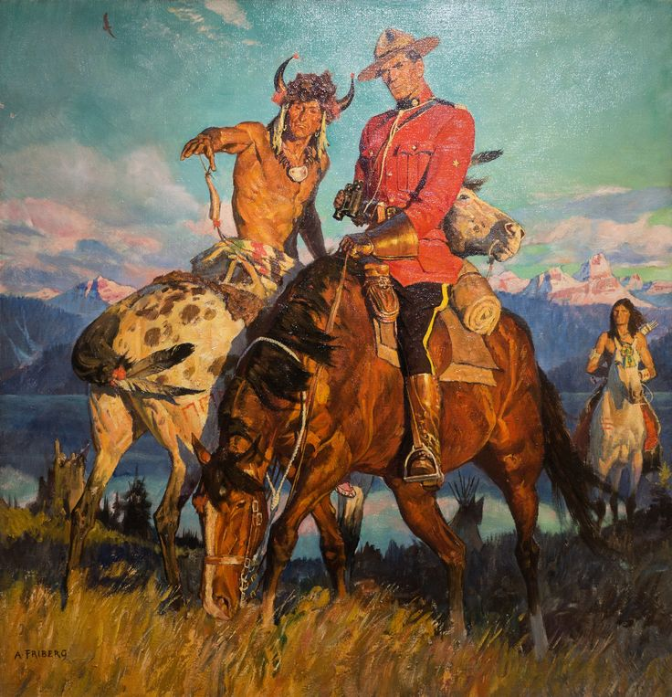"https://flic.kr/p/JLuG2u | Arnold Friberg (American, 1913-2010), Untitled, 1953 | Oil on Canvas, 31x30"".  Collection Tweed Museum of Art, UMD.  Gift of the Potlatch Corporation.  D81.x173"