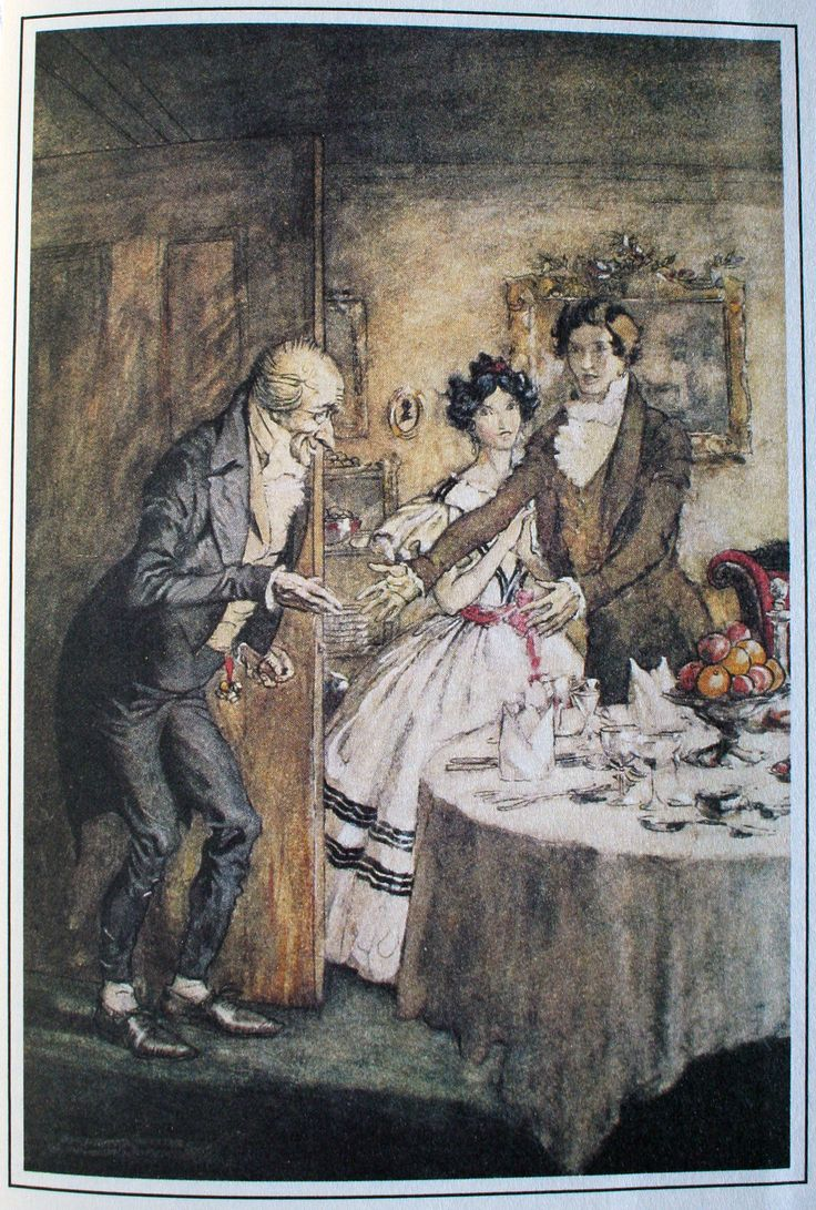 17 best images about a christmas carol bobs jacob arthur rackham s christmas carol 12 why bless my soul cried fred