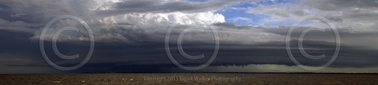Thunderstorm passing over Redcliffe Peninsula, moving out into Moreton Bay in Queensland, Australia.  For image licensing enquiries, please feel welcome to contact me at derekwalker73@bigpond.com  Cheers :)