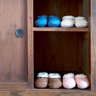 Lambskin booties | Natural Organic Bio Baby Products: Organic Cotton & Merino Wool