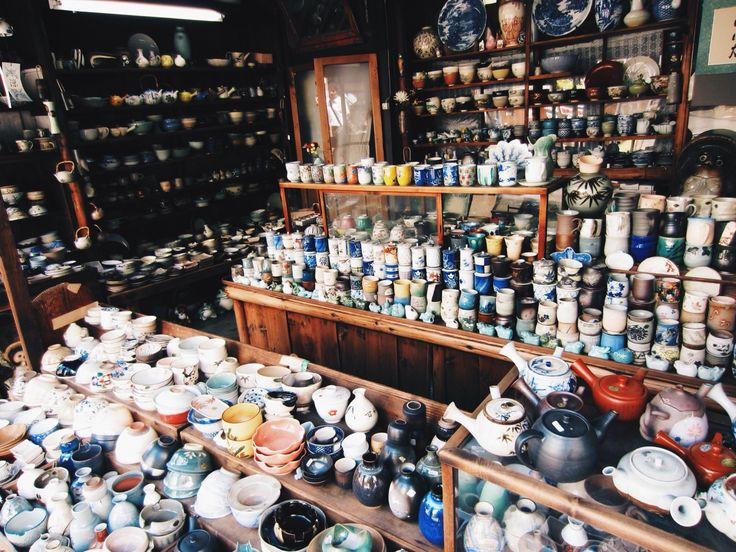 Ceramics Galore