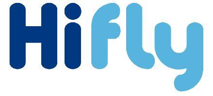 Hi Fly Malta Logo. (MALTESE).
