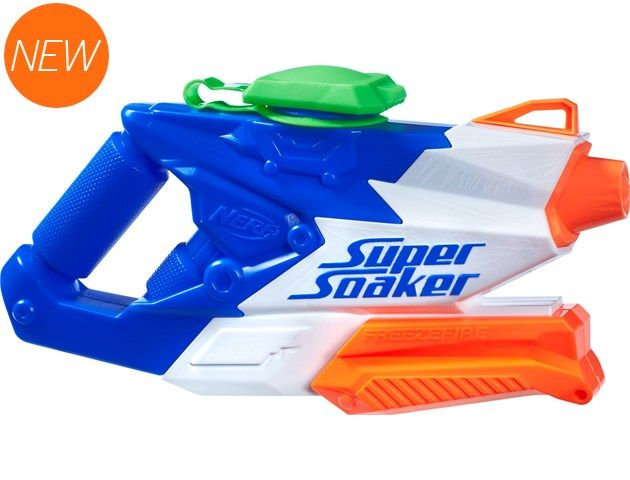Step your water fight up a notch.