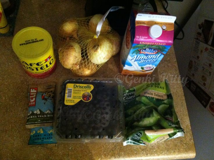 Vegan Grocery Haul 2015