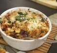 The Silver Palate's Corn Bread-Sausage Stuffing With Apples