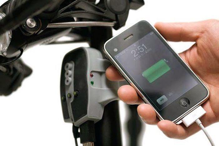 Еко-винаходу для зарядки телефонів