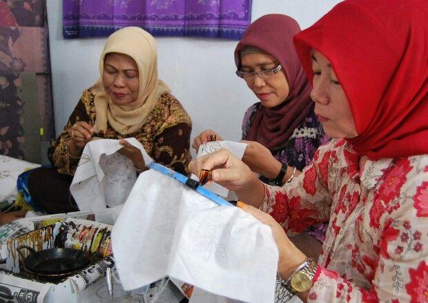 Jelang Ngebatik Sekampung II @Kampoeng Batik Palbatu Jakarta - 2 Oktober 2014