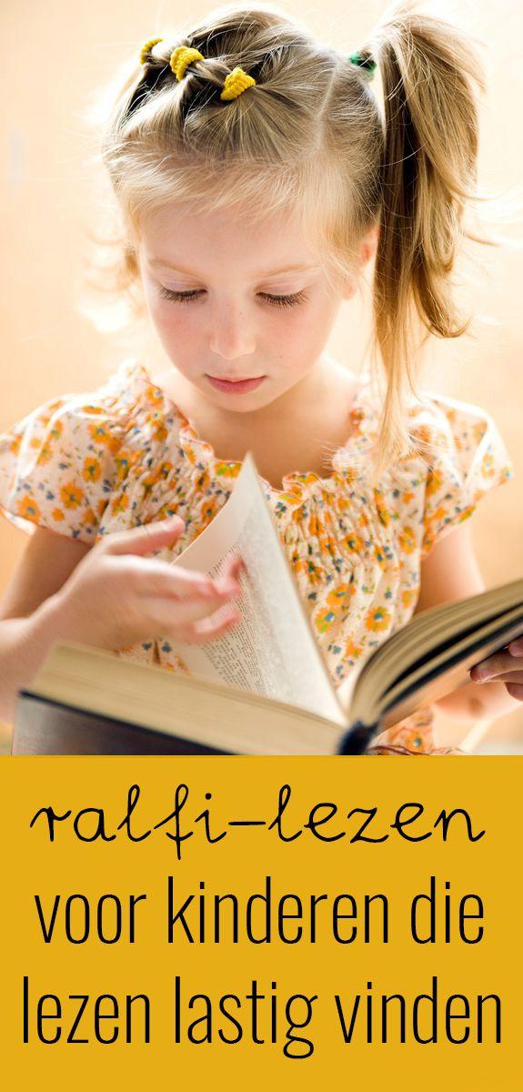 RALFI lezen voor zwakke lezers