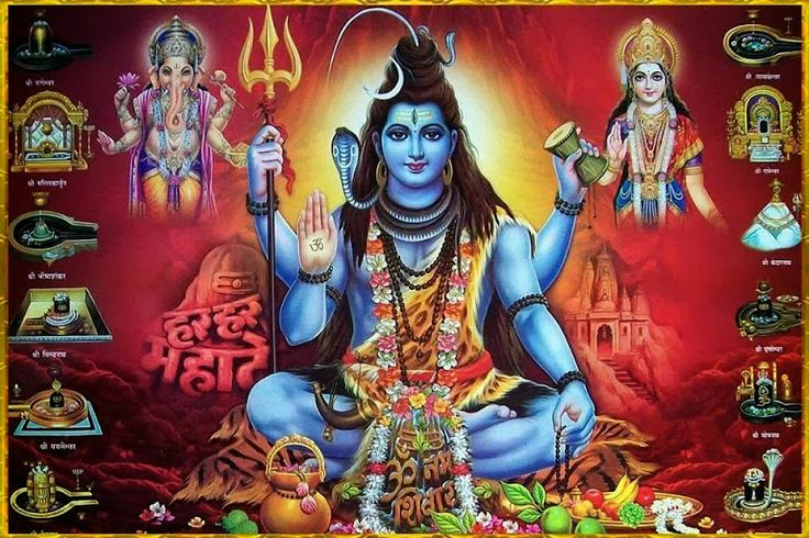 Lord Shiva Photos Collections