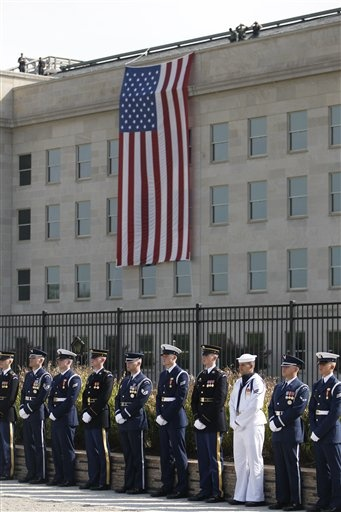 9/11 Services at the Pentagon