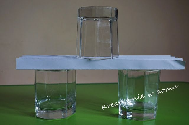 siła papieru, eksperymenty dla dzieci