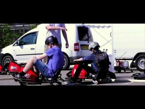 Crazy Cart Video