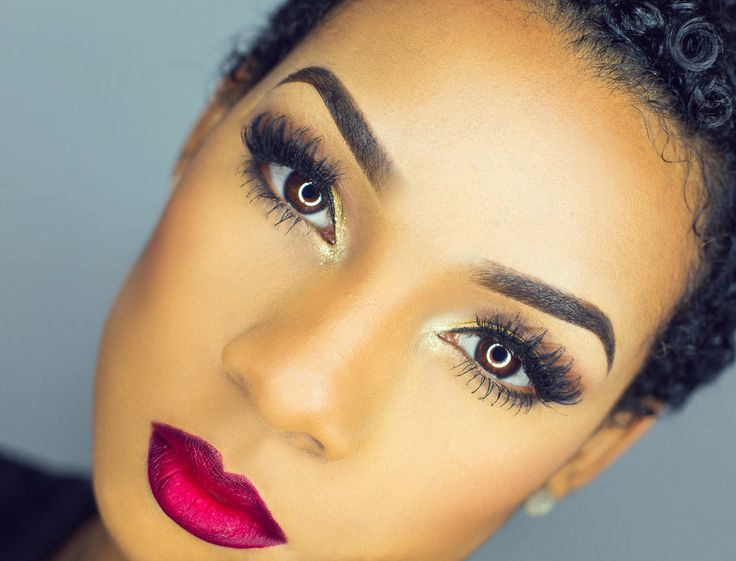 I love this look from @Sephora's #TheBeautyBoard http://gallery.sephora.com/photo/perfect-red-lip-3029