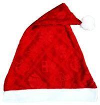Noel Baba Şapkası, Desenli Çocuk Boy Kostüm Aksesuarları - Parti Şapkaları kaliteli kadife şapka